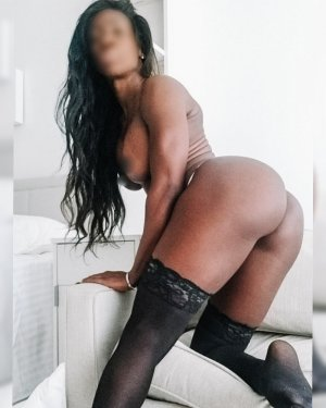 Audrey-laure live escorts