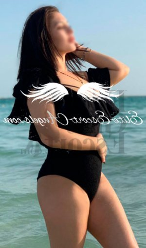 Florana escort girl in Indiana Pennsylvania